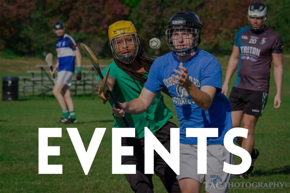 play hurling events