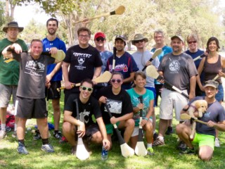 Play Hurling North Hollywood Park Los Angeles Sports July 30 2017