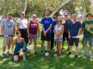 Play Hurling Los Angeles North Hollywood Park August 5 2017